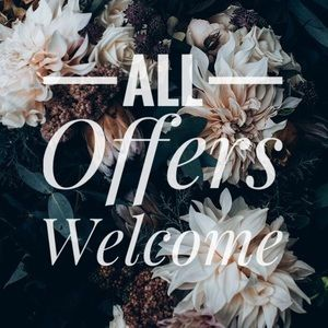 Other - Offers always welcome!